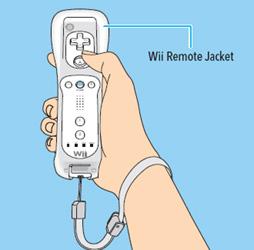 Wiimote Jacket